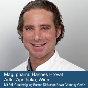 Mag. pharm. Hannes Hrovat, Adler Apotheke, Wien